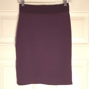 NWOT BCBG Maxazria Monica Bodycon Skirt